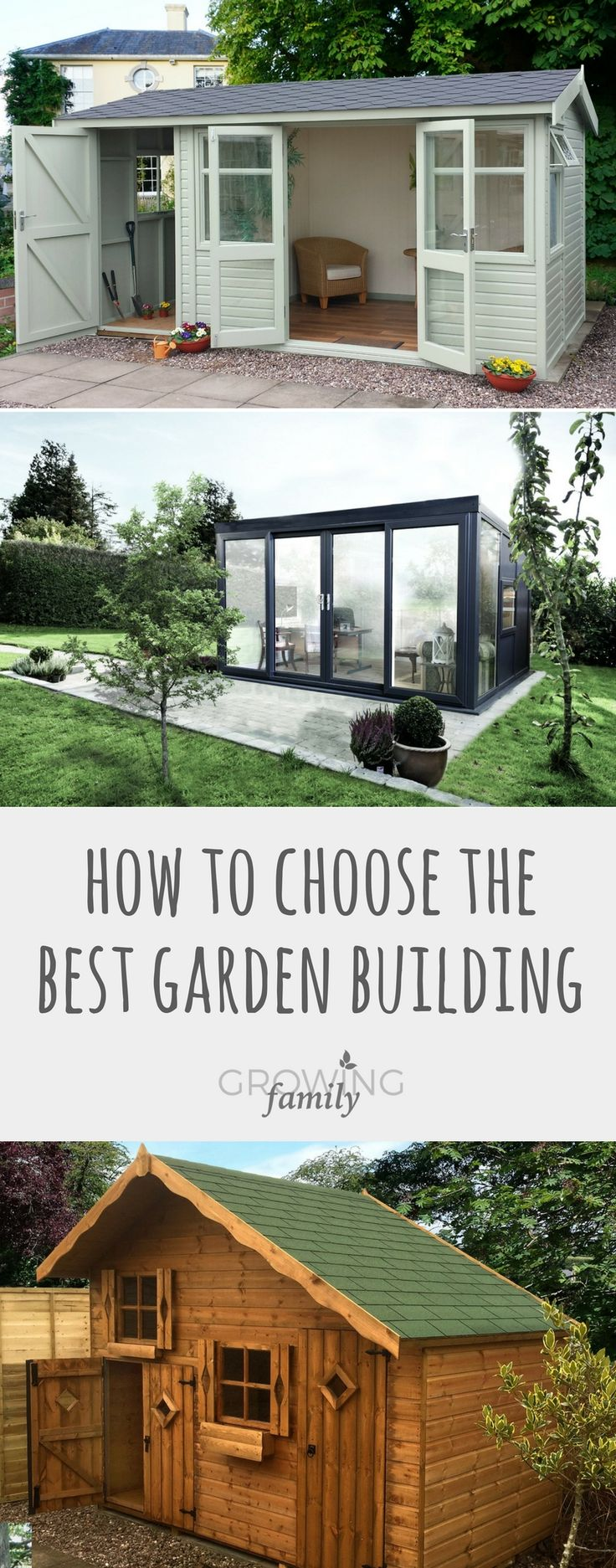 Looking to replace or introduce a garden building to your outdoor space? Check out these great tips on what to consider before you buy.
