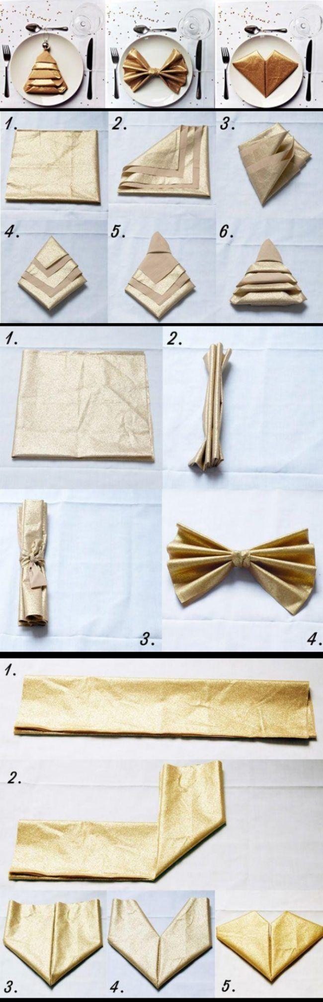 die besten 25 servietten falten anleitung ideen auf pinterest hochzeit servietten falten. Black Bedroom Furniture Sets. Home Design Ideas