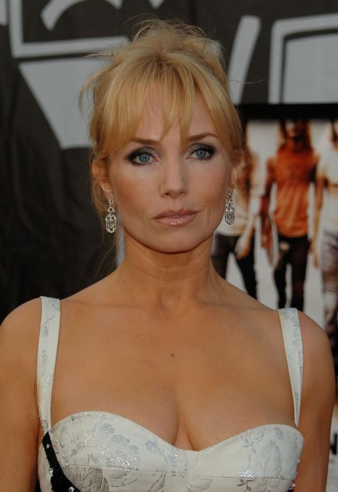 Rebecca DeMorney ,looking beautiful at 52.