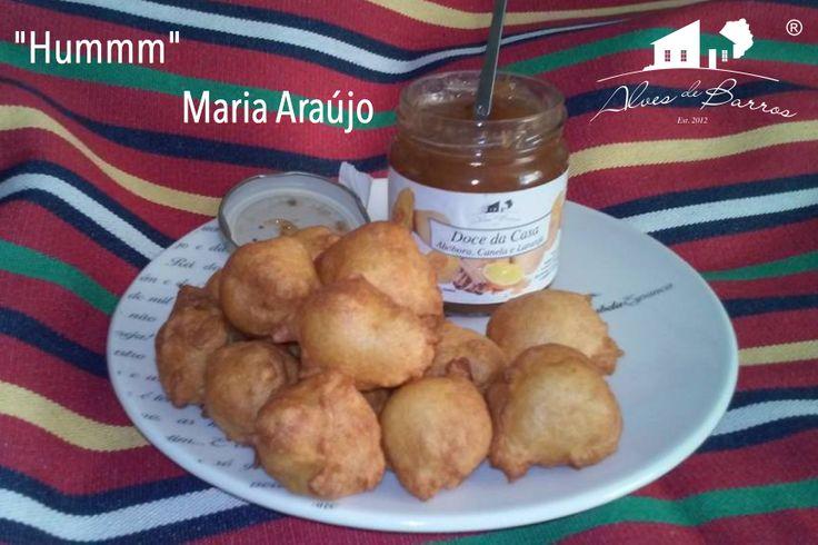 """""""Hummm""""  Maria Araújo • Alvesdebarros.com • http://eiraspastry.shopmania.biz •"""