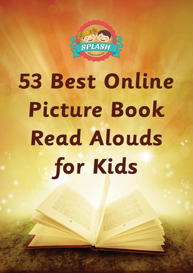 53 Best online picture book read aloud for kids