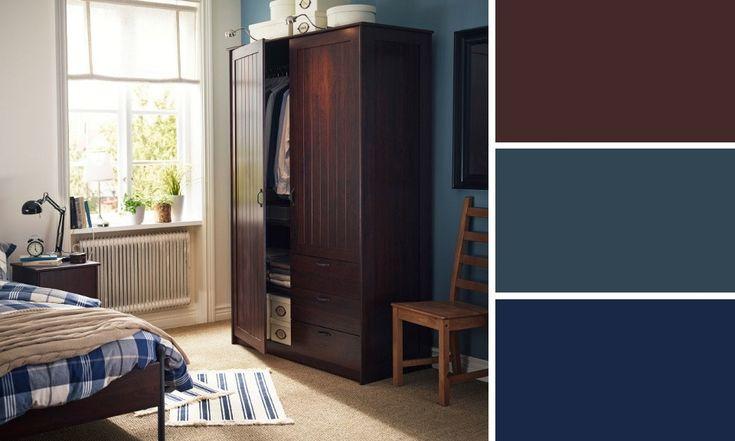 quelles couleurs se marient avec le marron m6 couleur qui se marient bien d co chambre. Black Bedroom Furniture Sets. Home Design Ideas