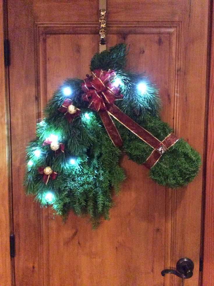 Lighted Christmas Bow