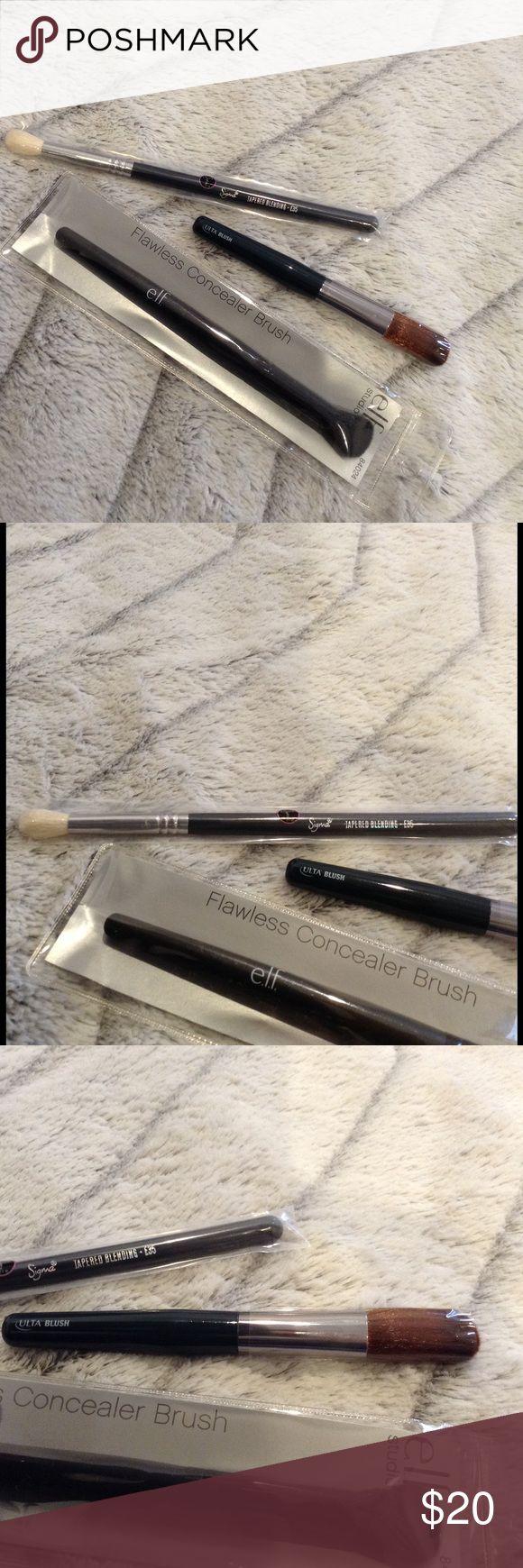 Sigma makeup brush +extras Brand new brushes. sigma Makeup Brushes & Tools