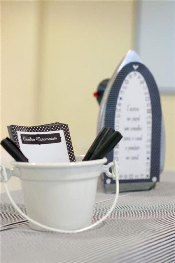 Chá de cozinha parte II
