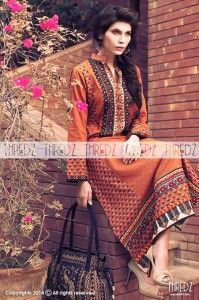Thredz Eid ul Fitr Collection 2014 for Women Fresh Arrival 14 199x300 Thredz Eid ul Fitr Collection 2014 for Women Fresh Arrival