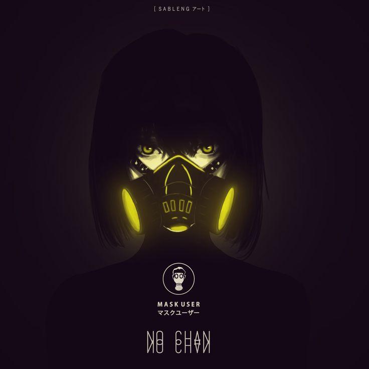 No Chan Dark Theme, Sableng アート on ArtStation at https://www.artstation.com/artwork/dDGRw