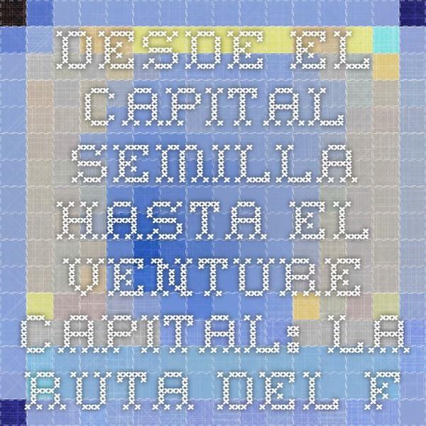 Desde el Capital Semilla hasta el Venture Capital: la ruta del financiamiento en Chile