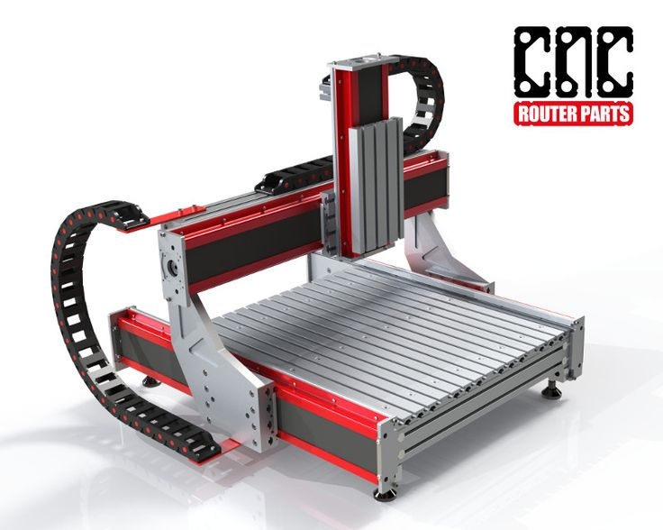 CNC Router Parts Benchtop PRO