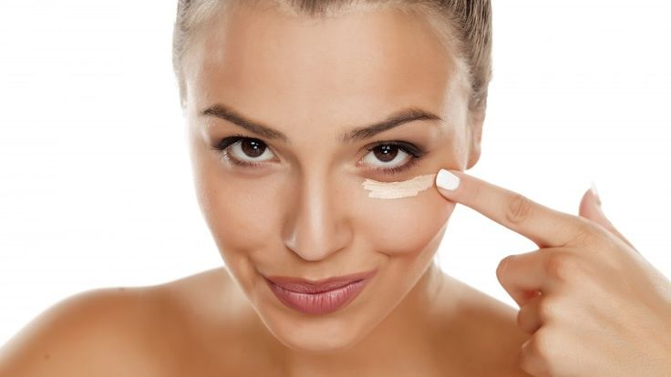 Tips to make your eyes look brighter. Find a bright concealer