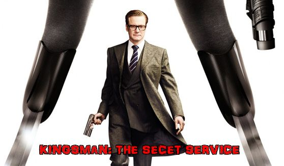 "Creepy Thin Man reviews the brandnew Matthew Vaugh directed actioner ""Kingsman- The Secret Service""! EXCLUSIVE!  Beware: Salty Language!"