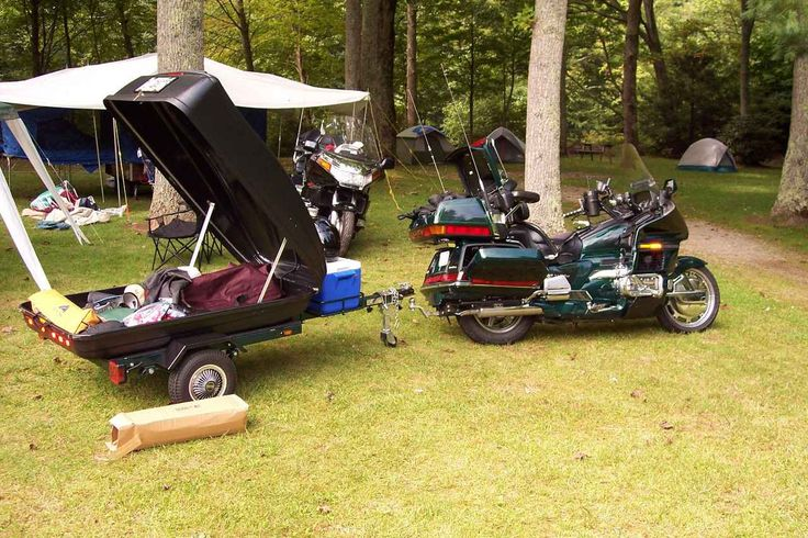 17 Best ideas about Used Motorcycle Trailers on Pinterest   Used honda motorcycles, Trike ...