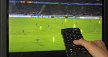 Voetbal kijken