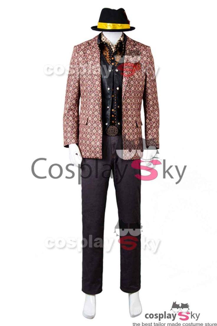 Z Nation TV series Murphy Cosplay Costume #cosplaysky_fr #cosplay