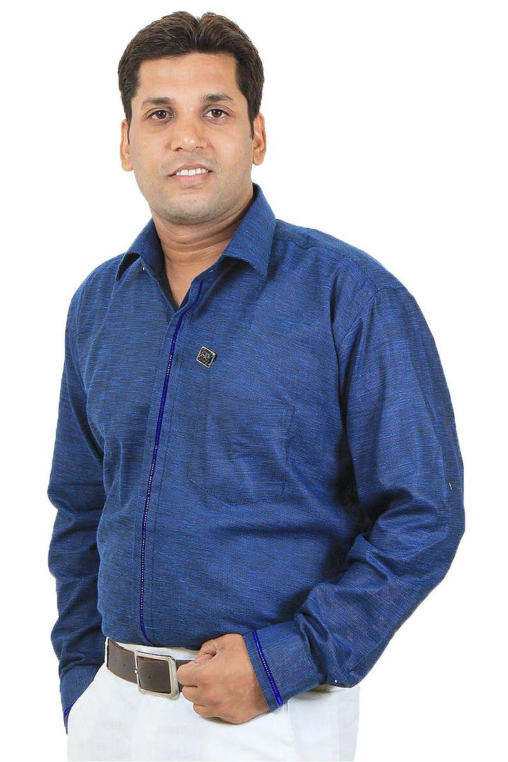 http://tinyurl.com/zbvvnl6 Buy Expensive & Branded SIERA Dark Blue Cotton Party Wear Shirts only on GetAbhi.com