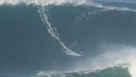 The most intense surf ever filmed? Tahiti, August 2011