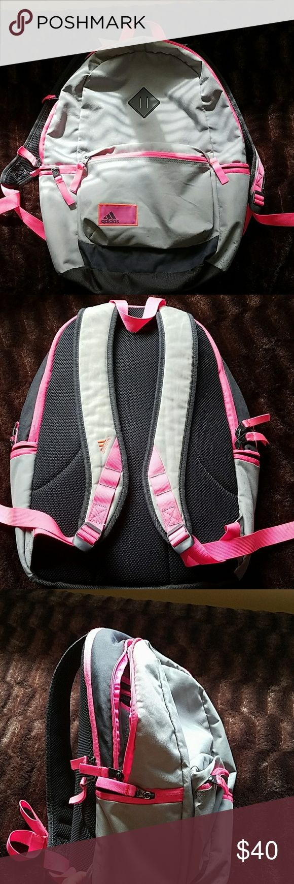 Buy hot pink adidas backpack   OFF52% Discounted eb85c9f61036b
