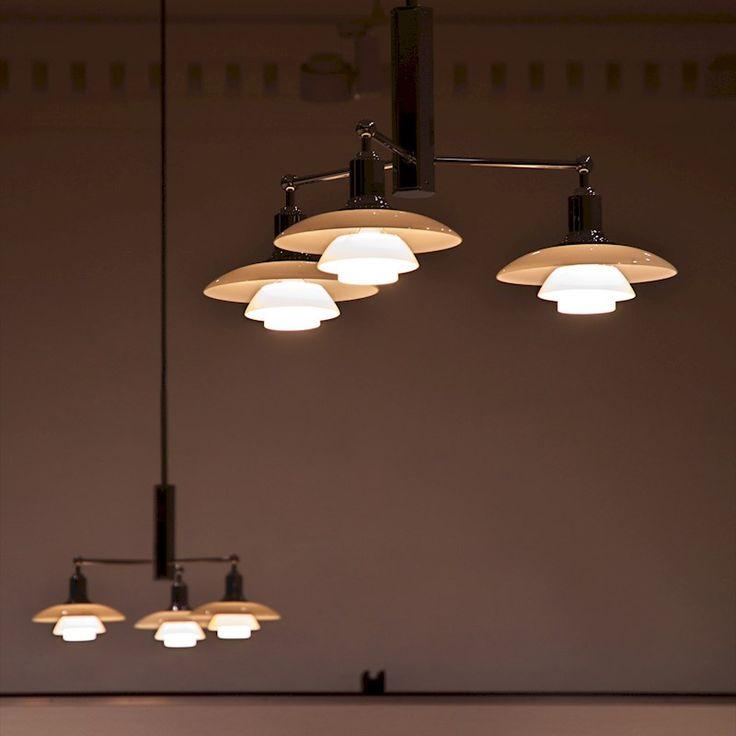ph lighting. brilliant lighting ph stem fitting light by louis poulsen to ph lighting