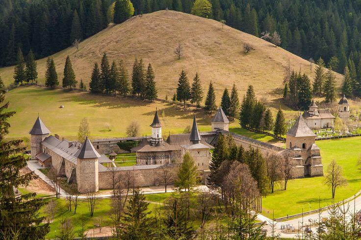 Sucevita Monastery by Oliver URSU on 500px Bucovina, Romania. www.romaniasfriends.com