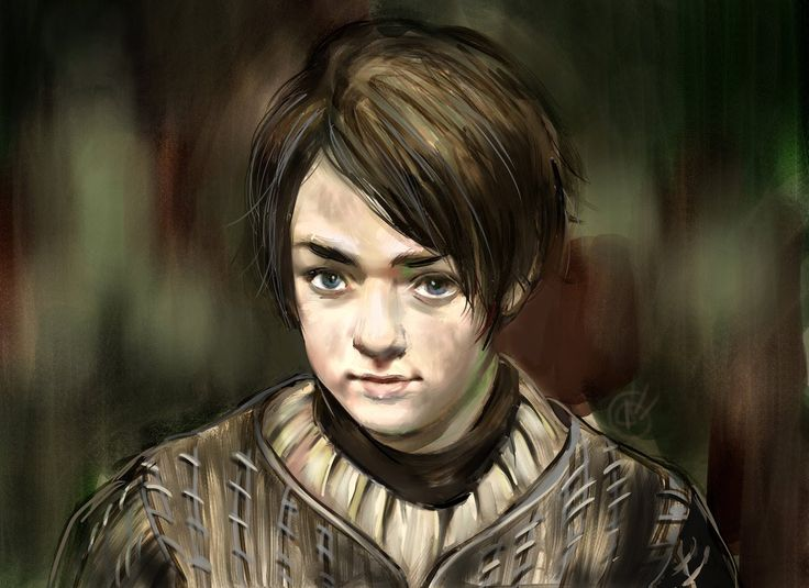 THE COMPLETE ARYA STARK STORYLINE FROM A.S.O.I.A.F : A Clash of Kings
