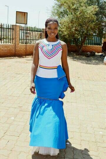 The Makoti outfit