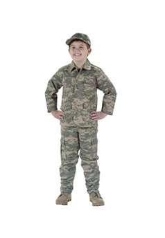 Jr GI Kids Army Digital Camo 6 Pkt Pants ! Buy Now at gorillasurplus.com