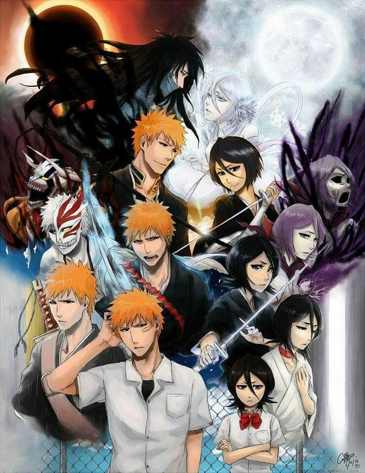 Bleach IchiRuki