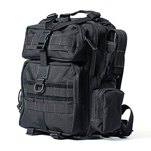 DYJ Sport Outdoor Tactical Molle Backpack Military Shoulder Pack Daypack Gear Rover Sling Chest Pack for Hunting Camping Hiking Trekking (Black) https://besttacticalflashlightreviews.info/dyj-sport-outdoor-tactical-molle-backpack-military-shoulder-pack-daypack-gear-rover-sling-chest-pack-for-hunting-camping-hiking-trekking-black/