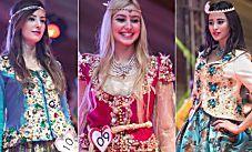 Abdi Zouina est Miss élégance Algeria 2016