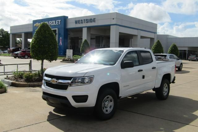 2019 Colorado Mid Size Truck With 3 Capable Engines Including