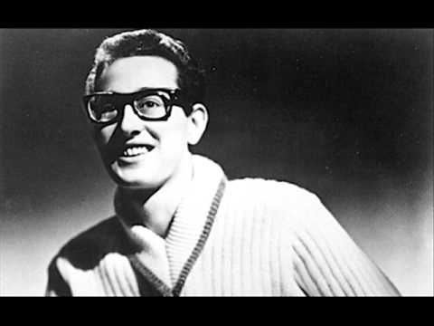 Buddy Holly - Brown Eyed Handsome Man [with lyrics]