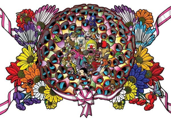 3939 Shop London   Unique product and art Yuko Kondo Nov - Dec 2010