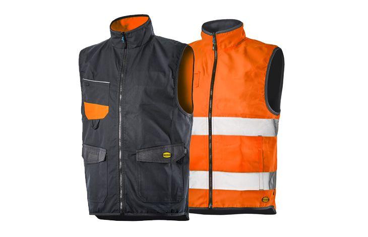 Diadora Utility | Clothing - Gilet HV