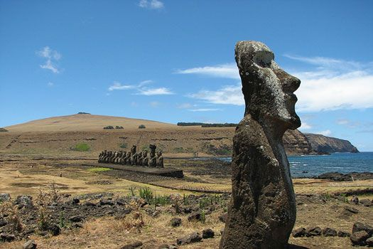 Easter Island, South Pacific #Cheapflights2013