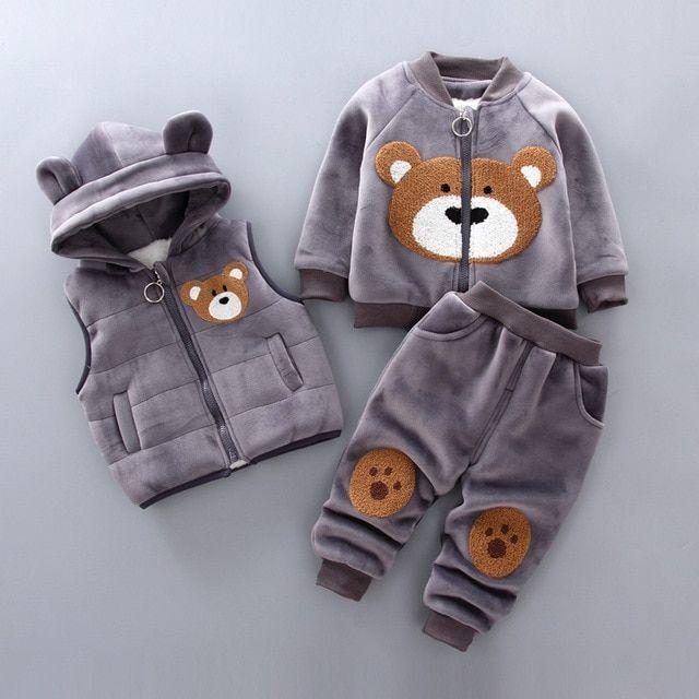 Tenworld Toddler Girls' Winter Outerwear Jacket Cotton Hooded Coats (Green, 4T)