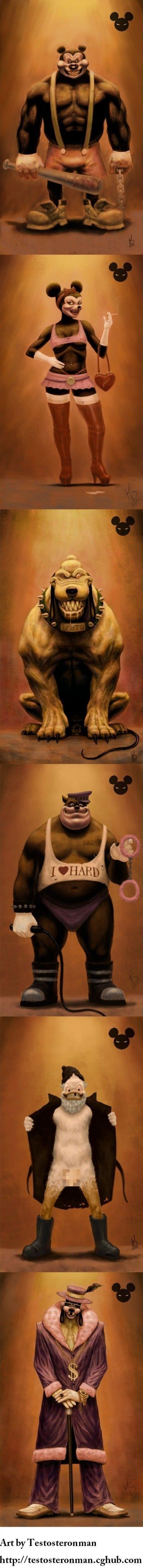 Disney on Steroids
