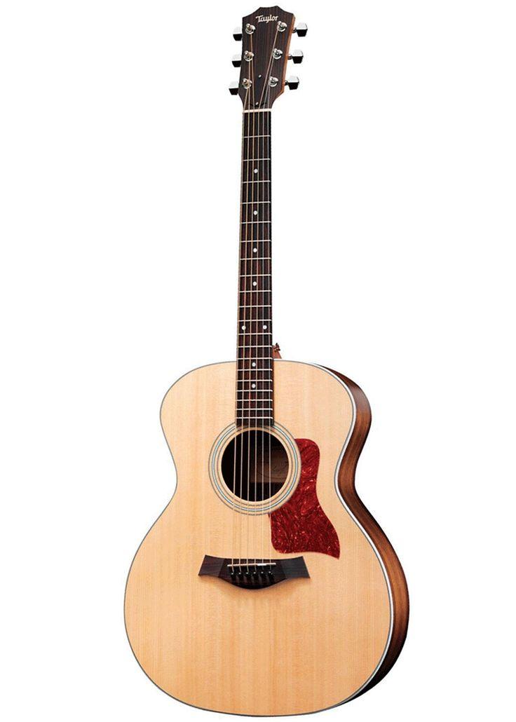 Guitarra Acustica Taylor 314 Grand Auditorium, cuanta con acabado mate, tapa solida de abeto y madera de alta calidad.# musicheadstore #guitar #taylor