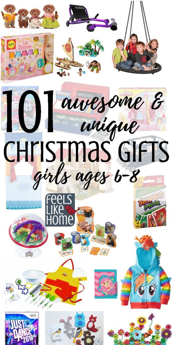Christmas Ideas For Kids Girls.101 Best Unique Christmas Gift Ideas For Girls Ages 6 8