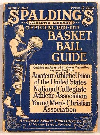 Vintage Basketball Equipment - Antique Basketball Equipment