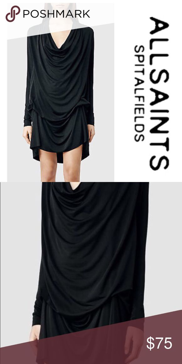 Allsaints Dress/Tunic I purchased and only wore one time and it has been hanging in my closet since. Excellent condition. For sale or trade:) All Saints Dresses