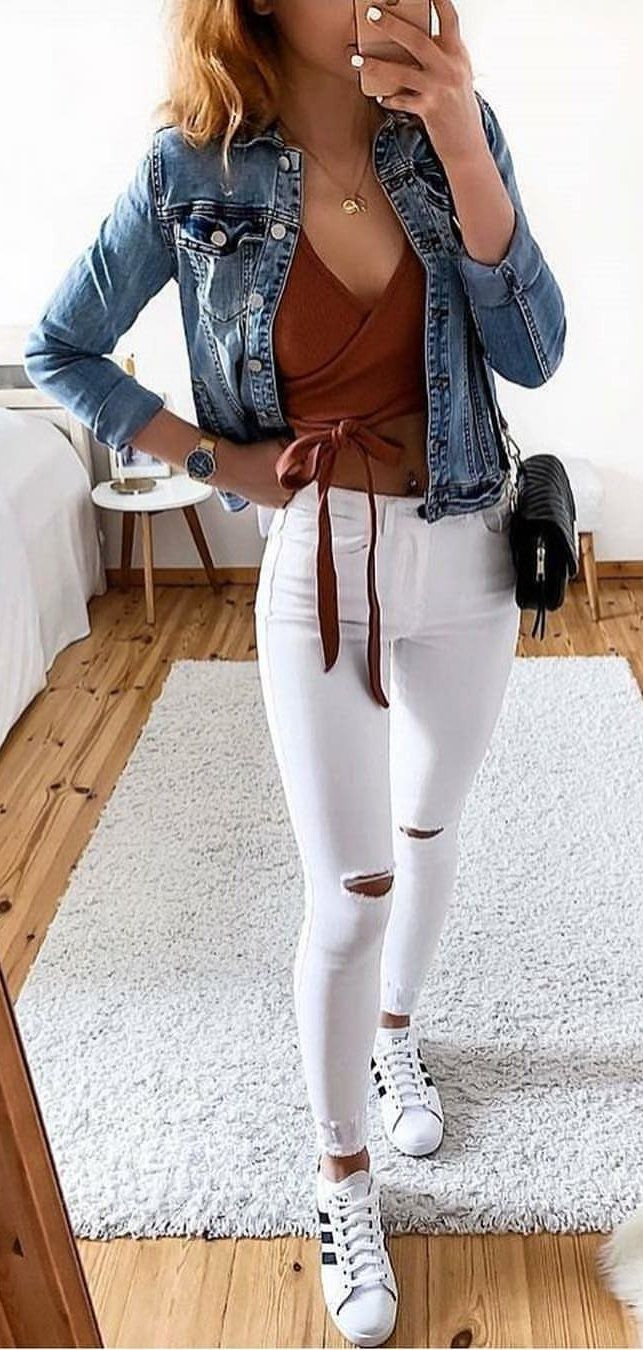 30+ Brilliant Summer Outfits To Copy ASAP – Lady Outfits – Outfit Ideas