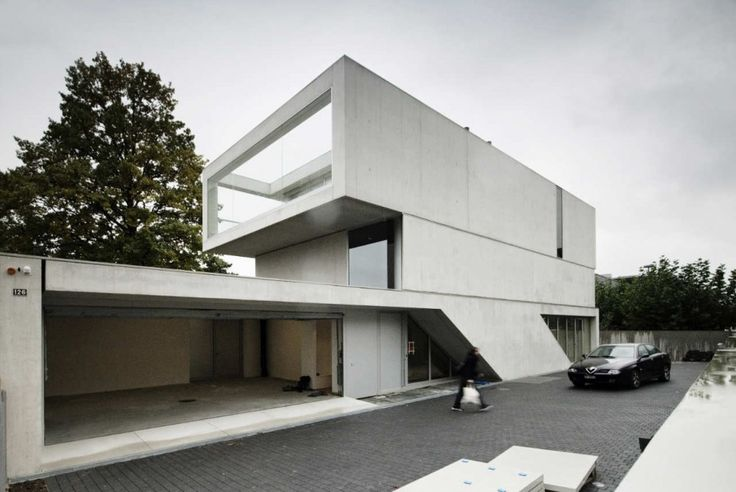 Lakeside House In Zurich / e2a