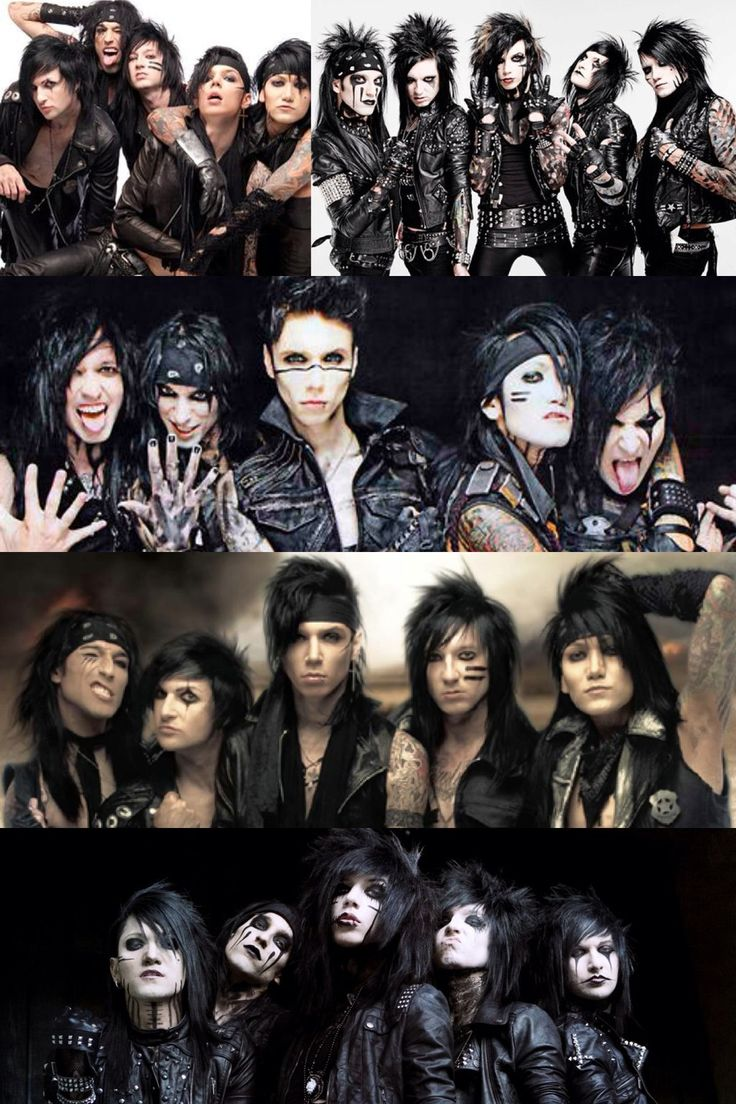 BVB Quotes | Black Veil Brides Collage #1 by Zelda1987 on deviantART