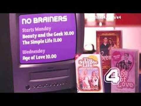 "▶ E4 ""Shopping Channel"" Promos"