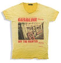 Μοδάτα μακό μπλουζάκια σε  παλ αποχρώσεις με vintage στάμπες 100% βαμβακερά.11 διαφορετικά σχέδια σε κανοική γραμμή, η απόλυτη τάση του φετινού καλοκαιριού.Ενα μπλουζάκι που θα φορεθεί πολύ με τζιν βερμούδες για denim εμφανίσεις. #Millenniumshop