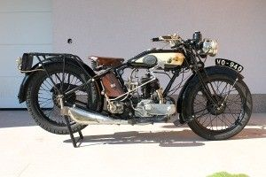 Raleigh Model 21 1929 500cc 1 cyl sv