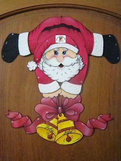 Alamanda Arte Pedagógica: Guirlandas de Natal 2013 em eva