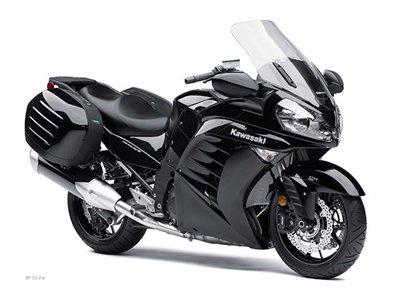 2013 Kawasaki Concours14 ABS