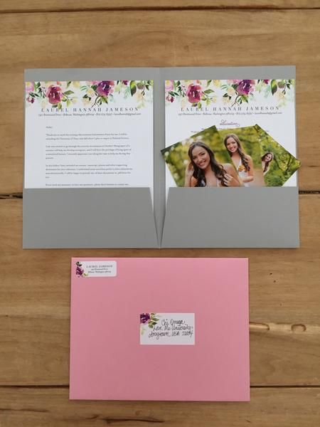 39 best Sorority Packets Recruitment Information Packets for - resume presentation folder