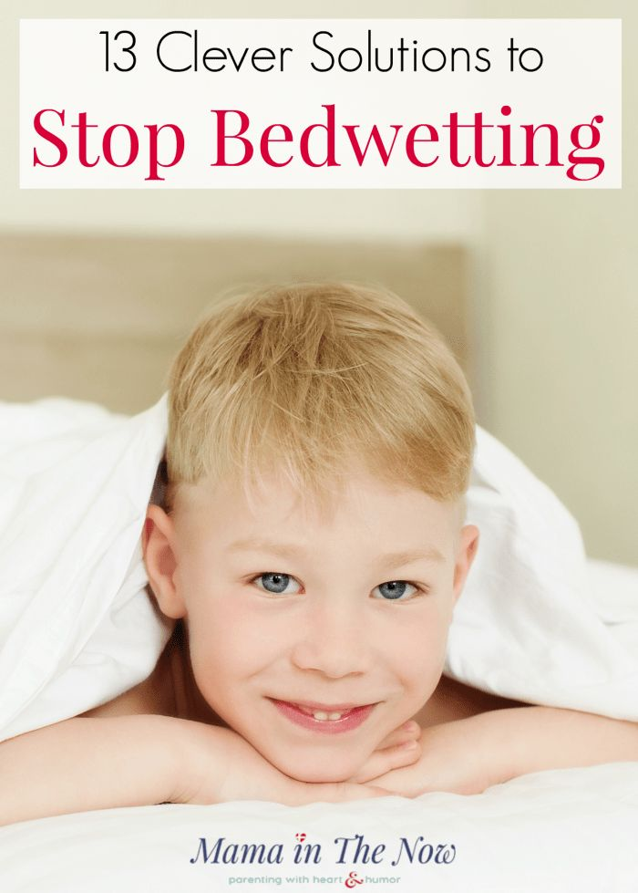 13 Clever Solutions To Stop Bedwetting  Mama In The Now -4239